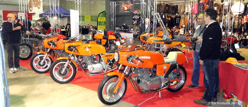 En products inc news keep up to date with news and for Officina moto italia